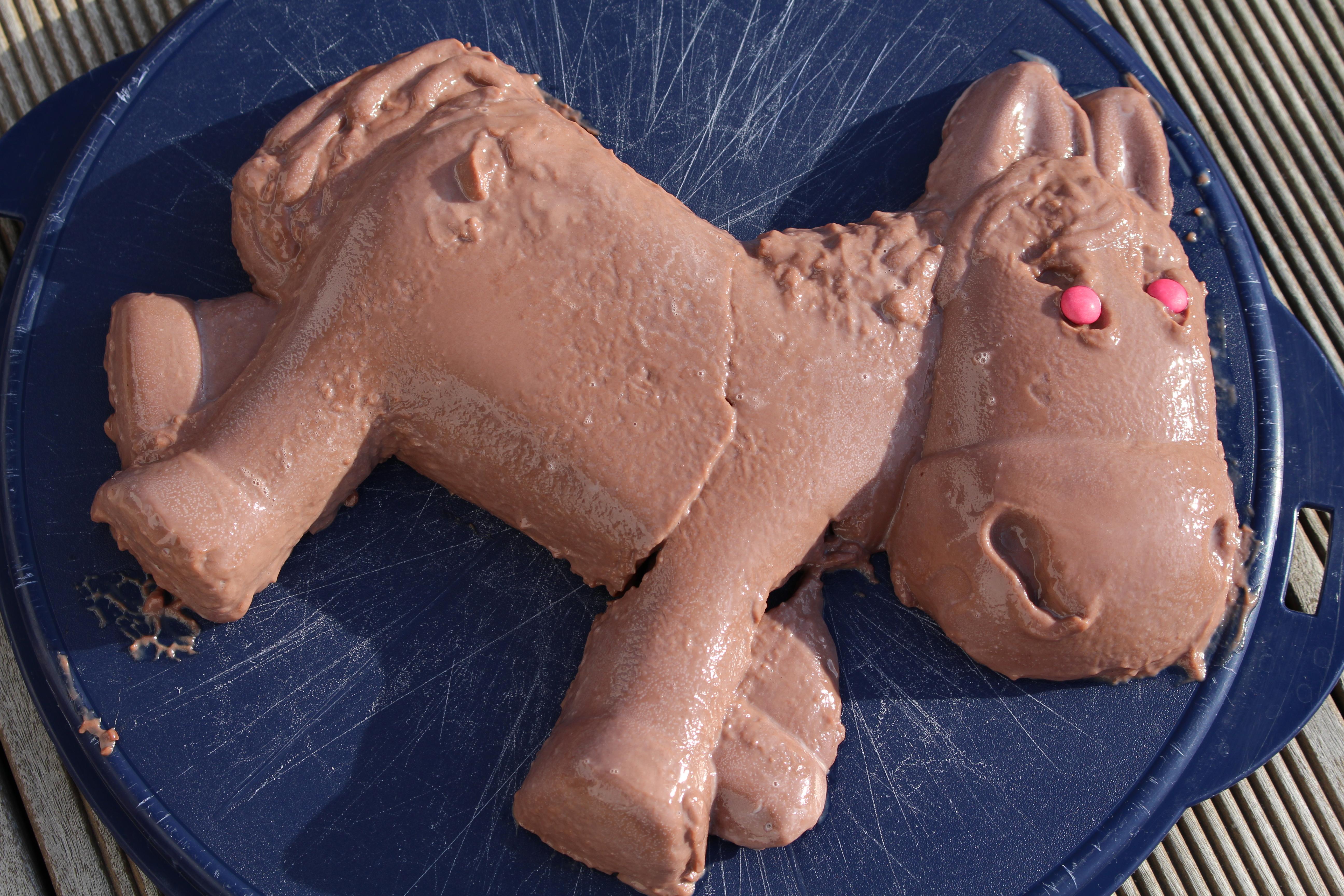Haba Kuchenform Pferd Milly Mama Testblog